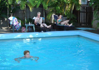 zwembadplezier