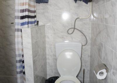 Balcony Suite; Bad,Toilet
