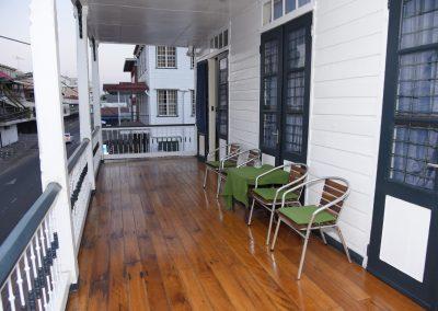 Balcony Suite -Balkon