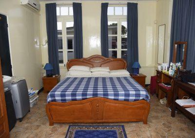 Balcony Suite Grote Slaapkamer