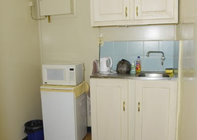 Double Suite-Begane grond Kitchenette