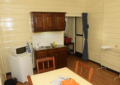 Double Suite- kleine trap; Kitchenette