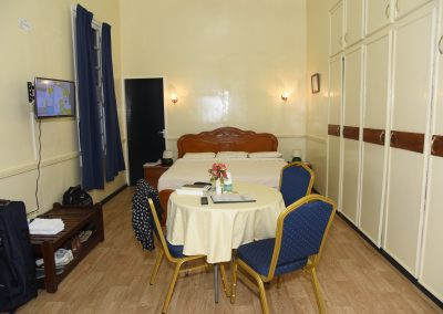 Single Suite- met balkon